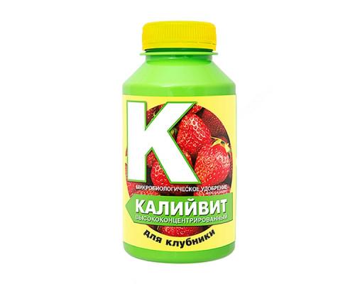 Биоудобрение Калийвит 220мл для клубники