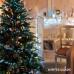 Электрическая гирлянда Winter Glade Холодный белый свет 700 ламп
