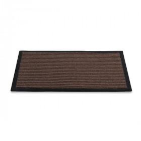 Придверный коврик Helex ПВХ 40х60см, коричневый