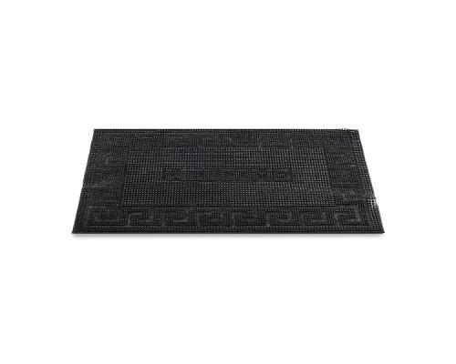Придверный коврик Helex резиновый шипованый 40х60см Welcome