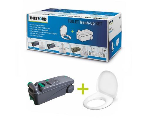 Набор FRESH-UP SET для кассетного биотуалета Thetford C400