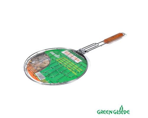 Решетка-гриль Green Glade 2023 двойная круглая