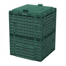 Компостер Piteco 300л с крышкой, зеленый