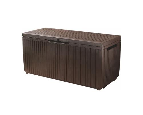 Сундук пластиковый Keter Springwood 305л коричневый