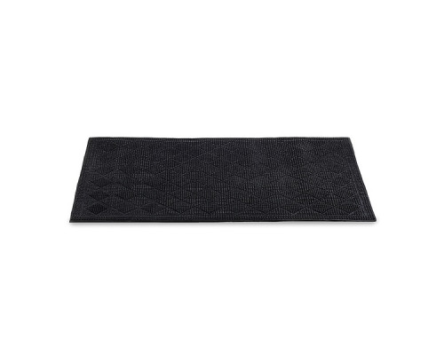 Придверный коврик Helex резиновый шипованый 45х75см Ромбы