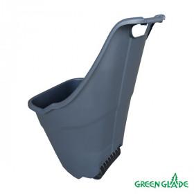 Садовая тележка Green Glade 55л, серый
