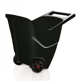 Садовая тележка Prosperplast Load & Go II 85л, черный