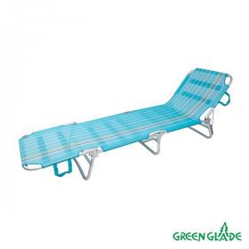 Шезлонг складной Green Glade М6187