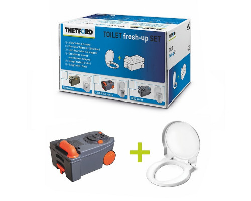 Набор FRESH-UP SET для кассетного биотуалета Thetford C250/C260