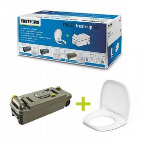 Набор FRESH-UP SET для кассетного биотуалета Thetford C2/C3/C4 LH