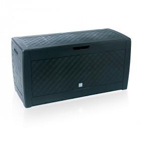 Ящик для хранения Prosperplast Boxe Brick 310л антрацит