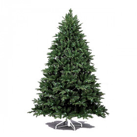 Елка искусственная Royal Christmas Idaho Premium LED PVC/PE 240см