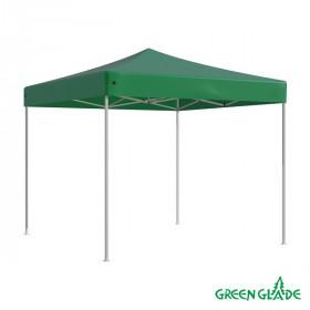 Тент-шатер быстросборный Green Glade 3001 3х3х2,4м полиэстер
