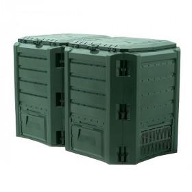 Компостер Prosperplast Module 800л, зеленый