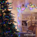 Электрическая гирлянда Winter Glade Мультиколор 700 ламп