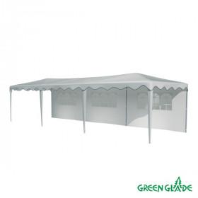 Тент-шатер Green Glade 1060 3х9х2,5м полиэстер 2 коробки