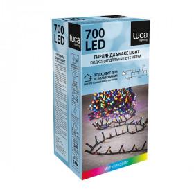 Электрическая гирлянда Luca Lighting Мультиколор 700 ламп