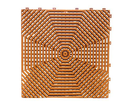 Модульное покрытие HELEX 6шт/уп, терракот