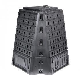 Компостер Prosperplast Biocompo 900л, черный