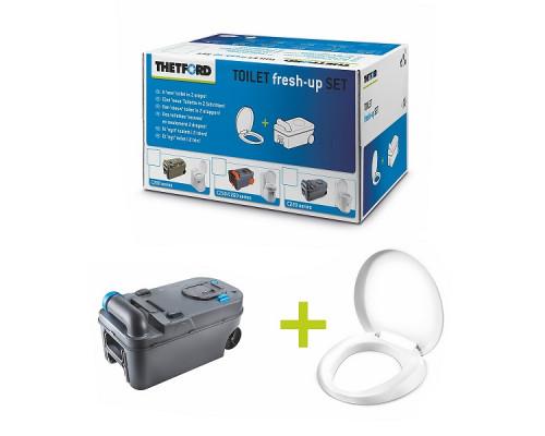 Набор FRESH-UP SET для кассетного биотуалета Thetford C220