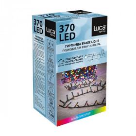 Электрическая гирлянда Luca Lighting Мультиколор 370 ламп