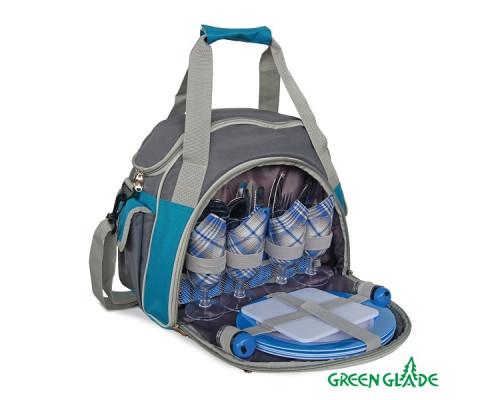 Набор для пикника Green Glade Т3207 10л / 30 предметов
