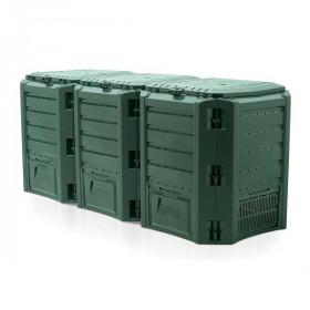 Компостер Prosperplast Module 1200л, зеленый
