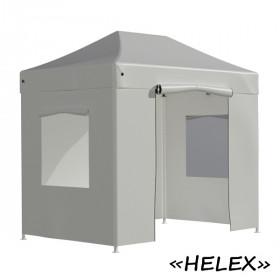 Тент-шатер быстросборный Helex 4320 3x2х3м полиэстер белый