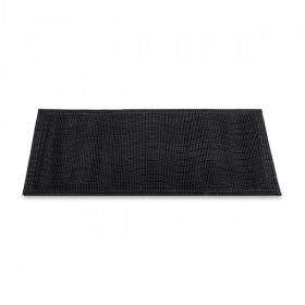 Придверный коврик Helex резиновый шипованый 40х60см Волны