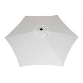 Зонт садовый Green Glade 2092 белый