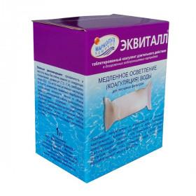 Средство для бассейна Маркопул Эквиталл, осветление воды 1кг