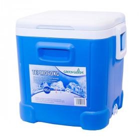 Термоконтейнер Green Glade С22460 46л голубой