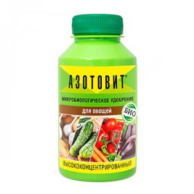 Биоудобрение Азотовит 220мл для овощей