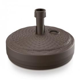 Основание для зонта Prosperplast наполняемое круглое венге