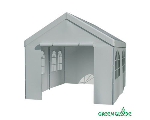 Тент-шатер Green Glade 3034 3х4х3,1/2м полиэстер