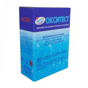 Средство для бассейна Маркопул Окситест, очищение воды 1,5кг