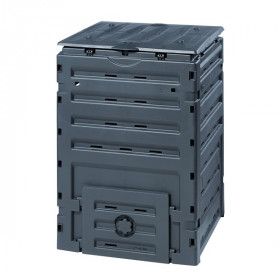 Компостер GRAF Eco-Master 300л, черный