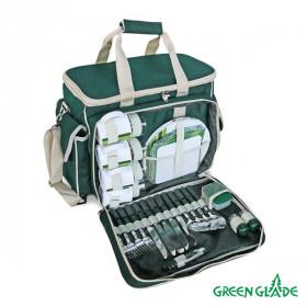 Набор для пикника Green Glade Т3134 24л / 35 предметов