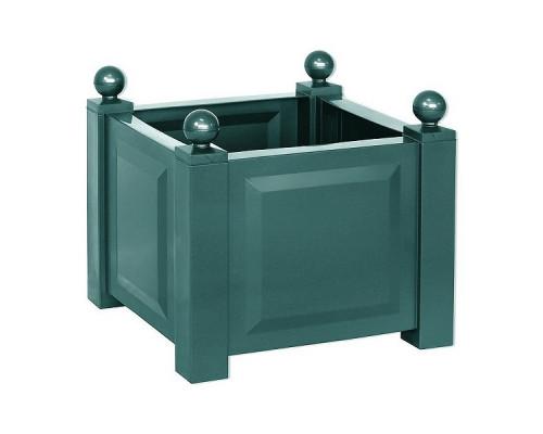 Ящик для цветов KHW 44л, зеленый