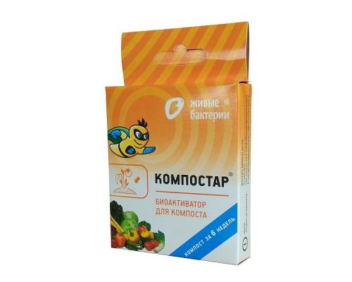 Биоактиватор для компоста Компостар 50г