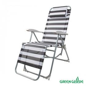 Кресло-шезлонг складное Green Glade 3220