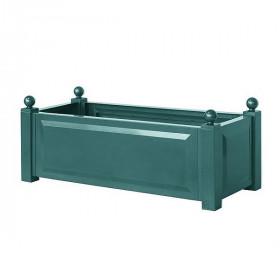 Ящик для цветов KHW 110л, зеленый