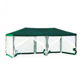 Тент садовый Green Glade 1056 3х6х2,5м полиэстер