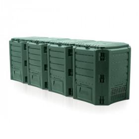 Компостер Prosperplast Module 1600л, зеленый