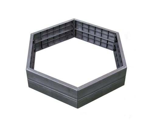 Высокая грядка GRAF Ergo Raised bed 6 панелей