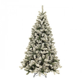Елка искусственная Royal Christmas Flock Promo PVC 150см