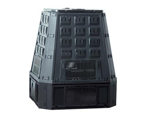 Компостер Prosperplast Evogreen 630л, черный
