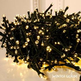 Электрическая гирлянда Winter Glade Теплый свет 370 ламп