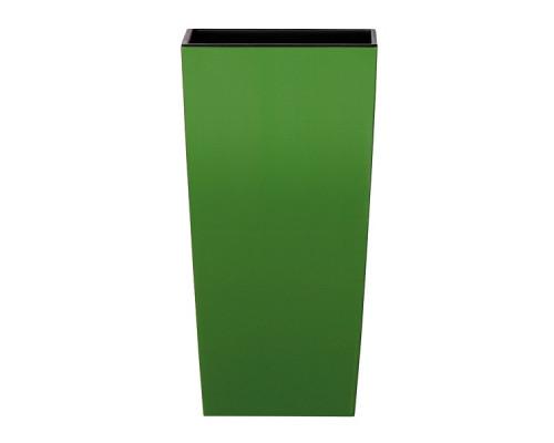 Кашпо для цветов Prosperplast Urbi Square 11+26,6л, оливковый