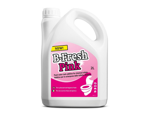 Туалетная жидкость Thetford B-Fresh Pink 2л